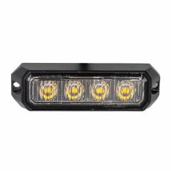 LED flitser (oranje)